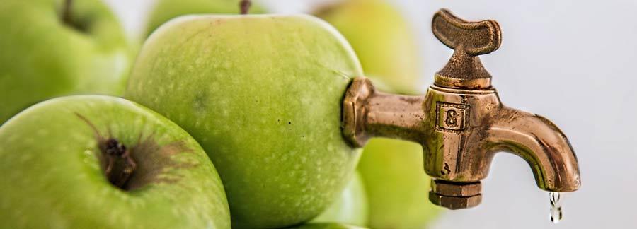 Jus de pomme
