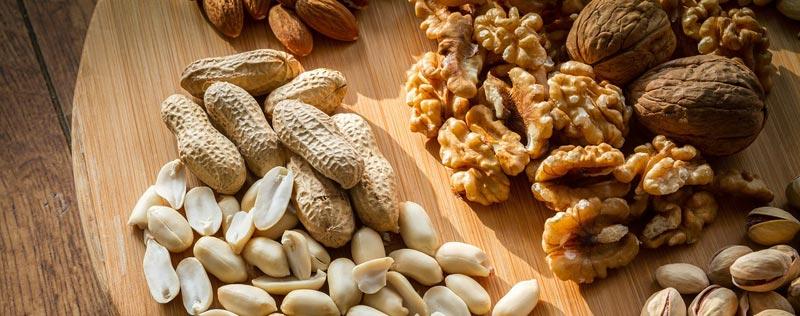 Noix et fruits secs favorisent la sécrétion de mélatonine