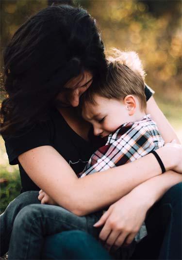 Relation mère enfant
