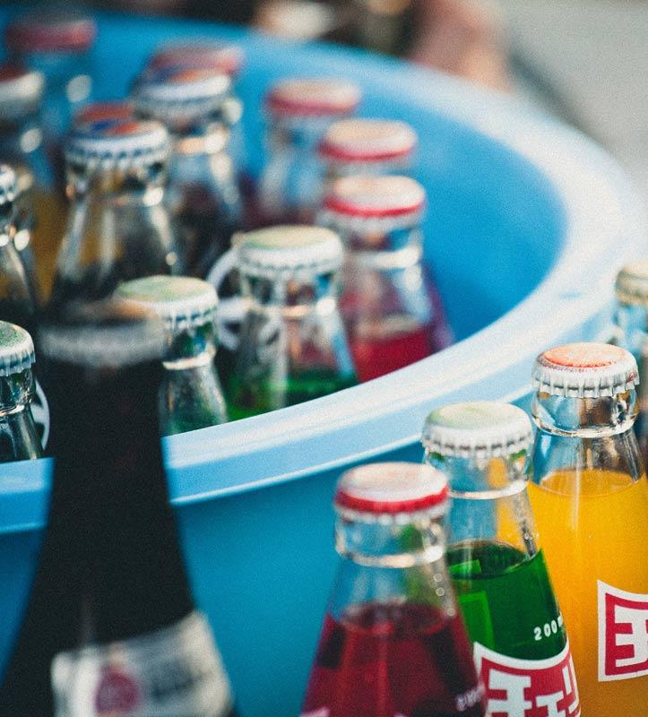 Les sodas les plus consommés dans le monde