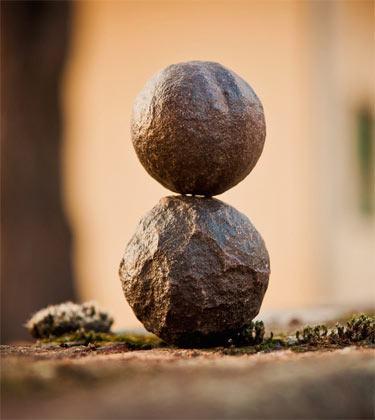 Zen, la voie du milieu pour enfin maigrir