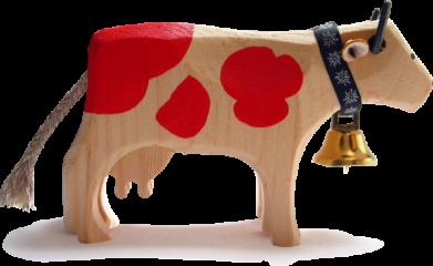 Vache jouet