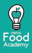 Éducation alimentaire : logotype de l'association Swiss Food Academy basée à Genève en Suisse
