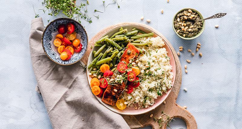 Manger bio fait maigrir