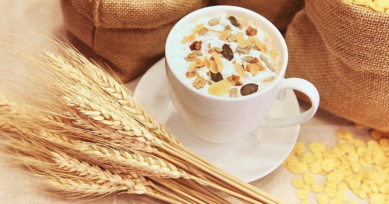 Les céréales qui contiennent du gluten