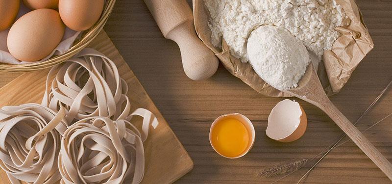 Quels sont les différents types de farine ?